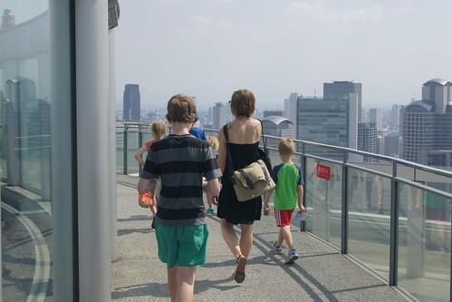 Umeda Sky Building Osaka DSC03687