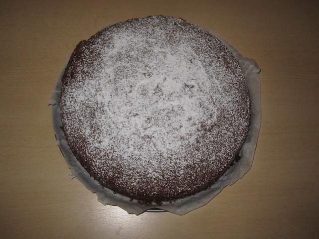Torta al Cacao: Nuvola Nera Bimby