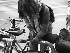 Women, Bicycle