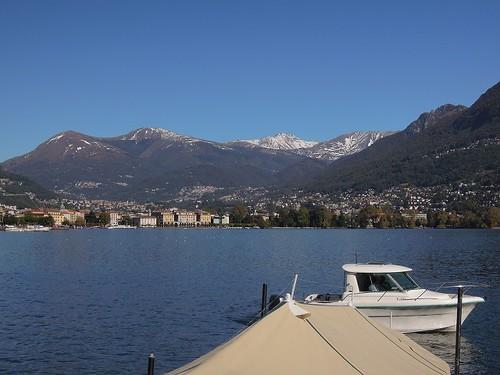Lugano湖