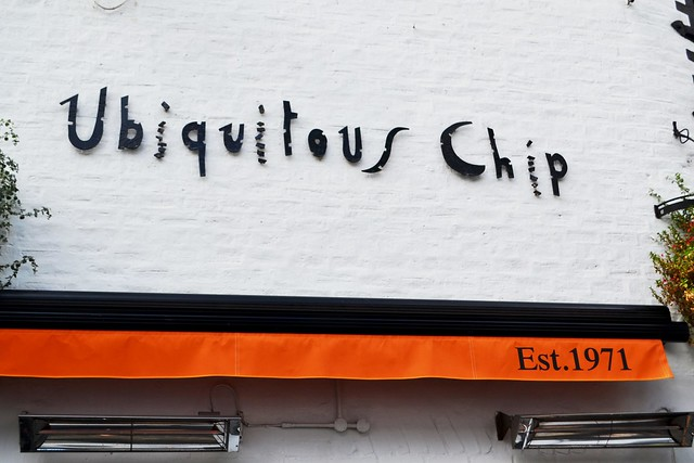 Ubiquitous Chips Glasgow