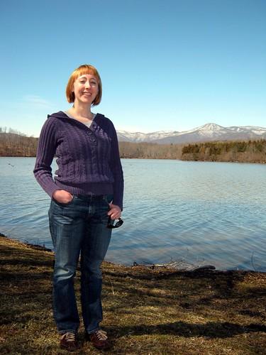 Joy at the Lake