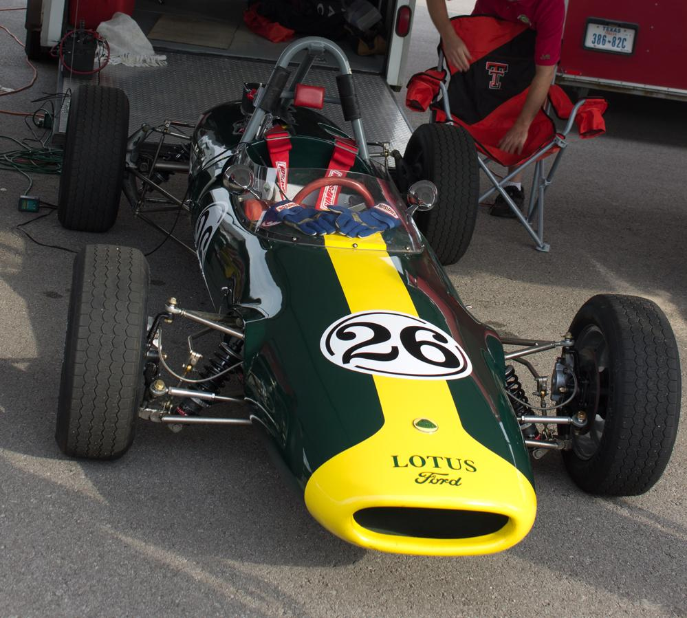 1961 Lotus 18-21