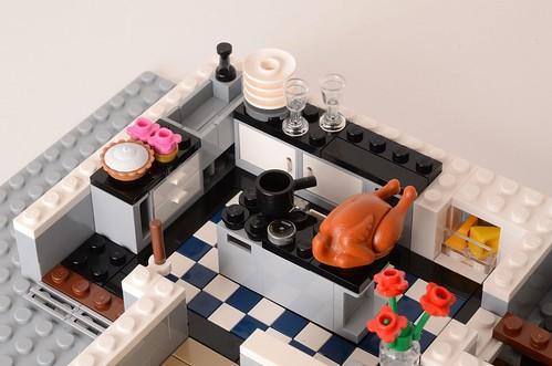 Review 10243 Parisian Restaurant Part 1 Brickset Lego Set Guide