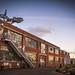 """Small photo of """"Iscariot"""" at Boston Shipyard"""