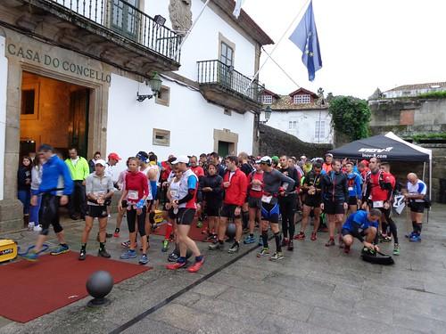 Maratón Serra da Groba - Preparativos