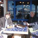 11/22: Lunch at Greek Islands Café