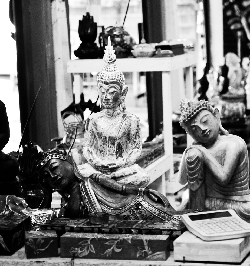 Street Vendor at Jetty to Wat Arun (Temple of Dawn) 鄭王廟(黎明寺)