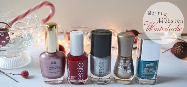 Meine 5 Liebsten Winterlacke Beauty (0) Banner