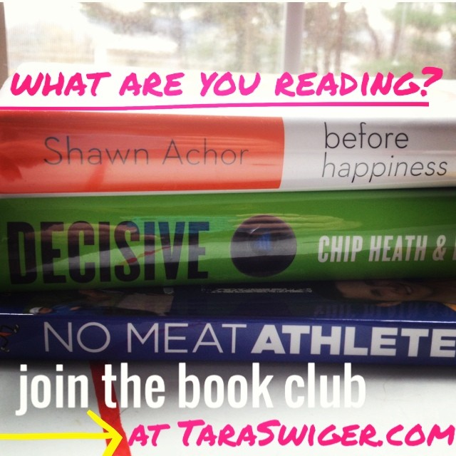 It's book talk time! What are you reading? Find my list on the site!