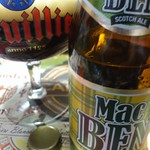 ベルギービール大好き!! マック・ベン Mac Ben