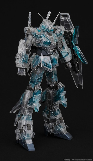 MG Clear Full Armor Unicorn - Snap Fit 13