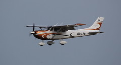 OO-LEG Cessna 182T Skylane TC on 14 December 2013
