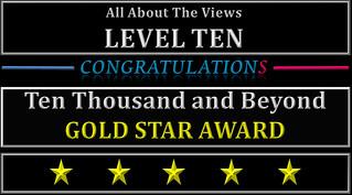AATV - 10000 Gold Star
