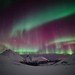 Northern Lights 010114 by John A.Hemmingsen