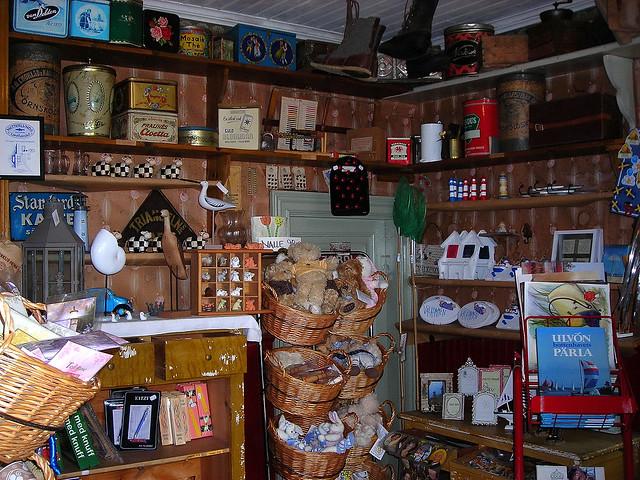 Ulvön 2010 shop