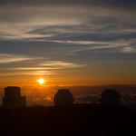 Sunset, Mauna Kea