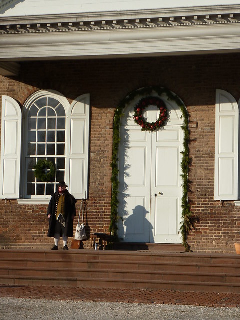 Christmas in Colonial Williamsburg 2013