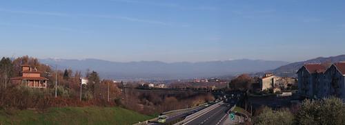 italien italy panorama highway italia autobahn a3 autoroute calabria italie snelweg autostrada cosenza