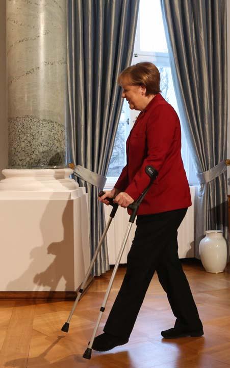 (1)ALEMANIA-BERLIN-POLITICA-AÑO NUEVO