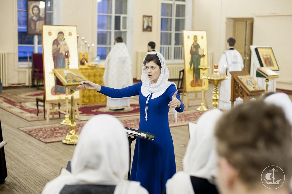 26 января 2014, Божественная литургия Недели по Богоявлении