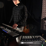Phantogram live in Studio A at WFUV on 1.30.2014