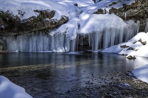 ice schweiz switzerland waterfall nikon suisse wasserfall icicle 1755mmf28g nikkor eiszapfen rigi icicled nd3 1755mmf28d nikond300 rigiklösterli rigiköniginderberge