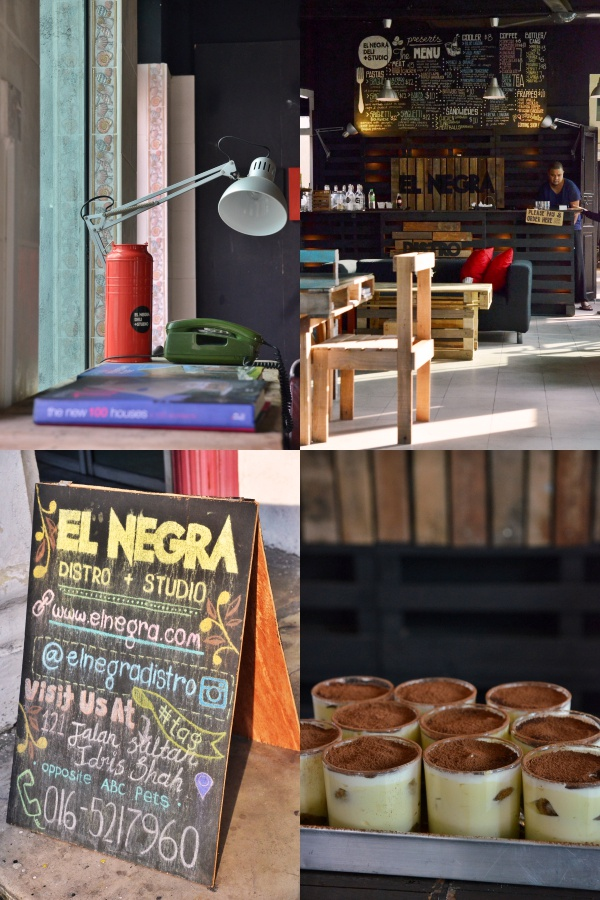 El Negra Distro Collage