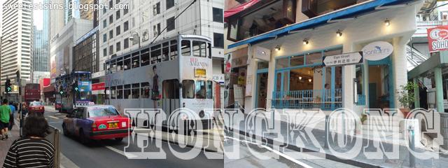 hong kong trip blog