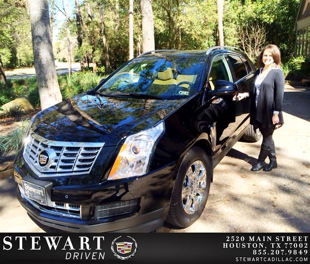 Thank You To Jill Henderson On Your New 2014 #Cadillac