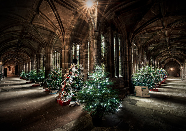Chester Cathedral Church, UK