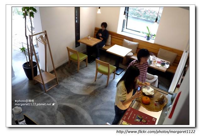 【台中特色咖啡】目覺三館