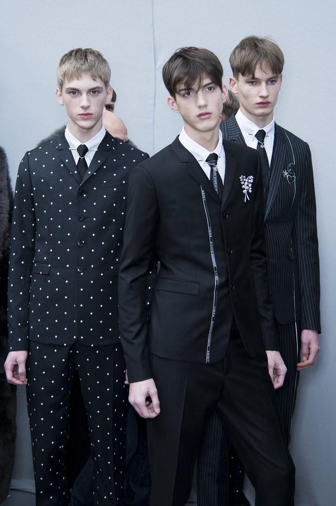 FW14 Paris Dior Homme229_Dominik Sadoch, Albert Razumov, Frederik Ruegger(fashionising.com)