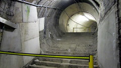air-raid shelter(1.0), infrastructure(1.0), tunnel(1.0),
