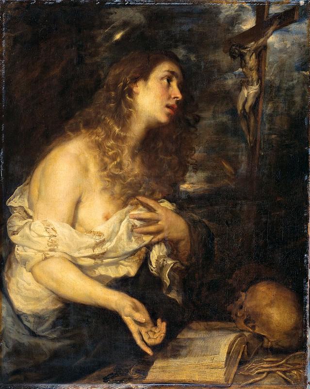 Mateo Cerezo - De boetvaardige Maria Magdalena (c.1661)