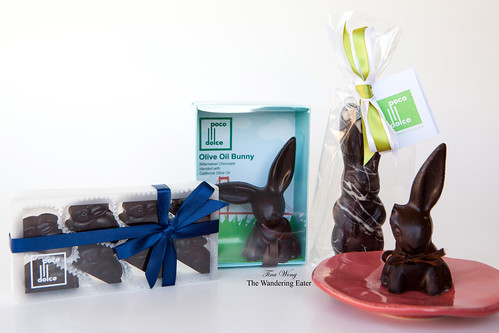 Poco Dolce Easter bunny chocolates