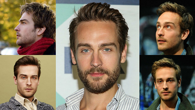 Tom Mison - Closeups (Celeb)