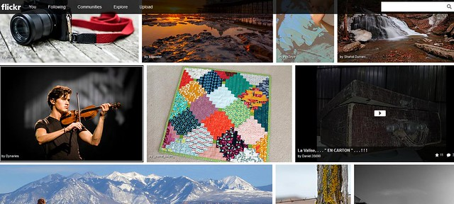Charlie Siem on the Explore page of Flickr.