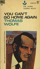 Dell Books 9832 - Thomas Wolfe - You Can't Go Home Again