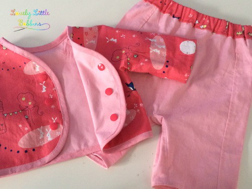 Lullaby Layette baby set