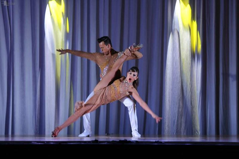 David and Paulina - 2014 Houston Salsa Congress