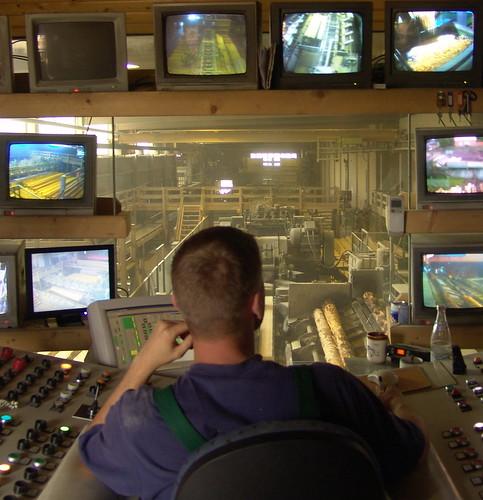 #holzvonhier-Holzwirtschaft im Sägewerk