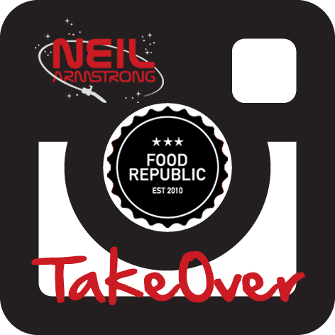 Yours Truly is taking over Foodrepublic.com's Instagram...