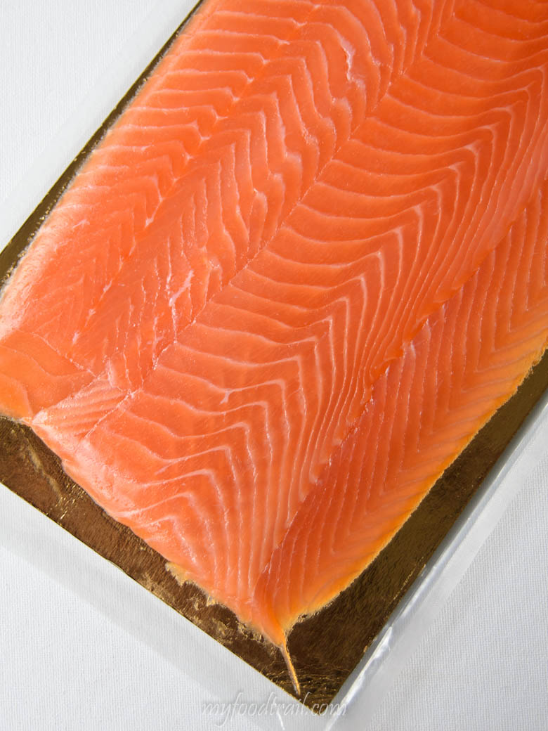 Huon Reserved Selection Cold Smoked Salmon