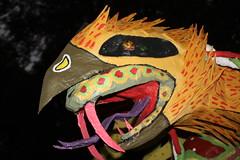 Cabeza Quetzalcóatl