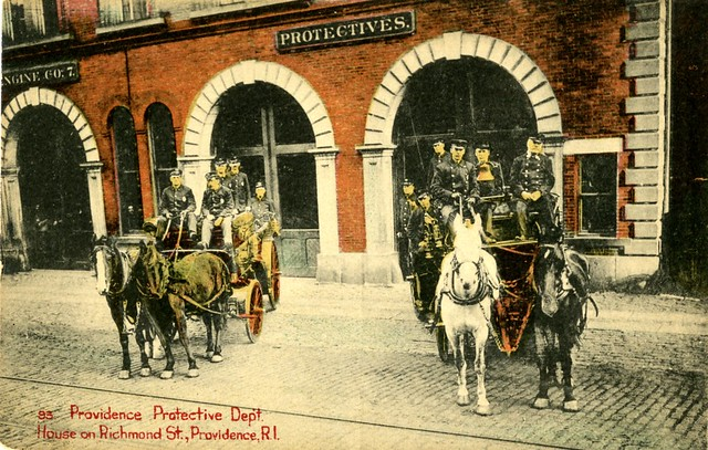 Fire Stations City Of Providence