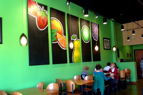 Kiwi Cafe Raleigh 5