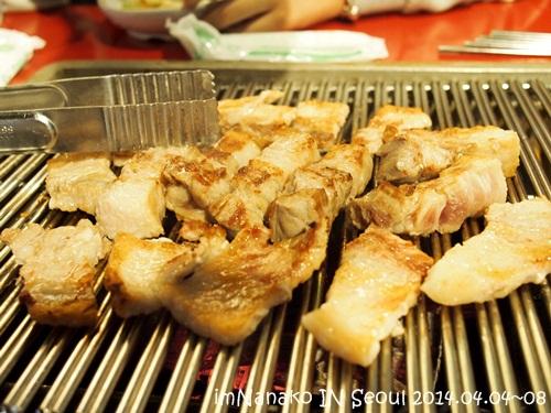 惠化站-三層肉