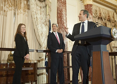 Under Secretary Stengel Delivers Remarks at his Swearing-in Ceremony