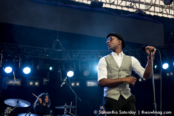 Aloe Blacc @ Coachella 2014 Weekend 2 - Friday